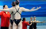 花樣游泳——中國花遊隊備戰世錦賽