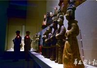 今日敦煌文物陸續告別成都 揭祕博物館的文物保鏢