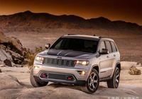 地表最強 請別叫我吉普 我是Jeep大切諾基 Trailhawk