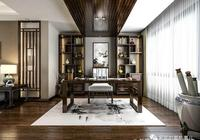 如何裝修出中式書房?中式書房裝修方案