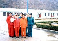 中國石油長慶油田老照片裡的青春和記憶