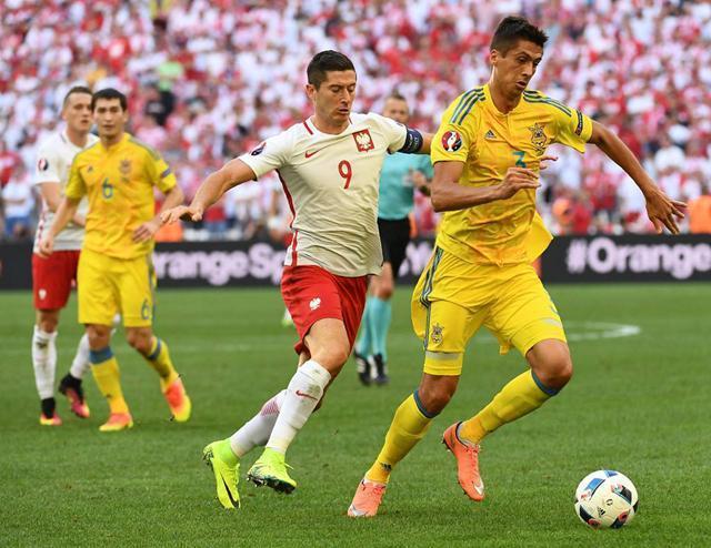 歐洲盃:波蘭VS以色列 波蘭鐵騎所向披靡