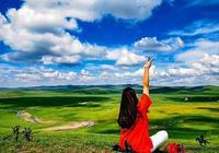 呼倫貝爾大草原!呼倫貝爾避暑勝地我和草原有個約定