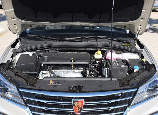 轎車中的黑馬,上汽榮威i5