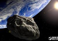 900年一遇!小行星與地球擦肩而過