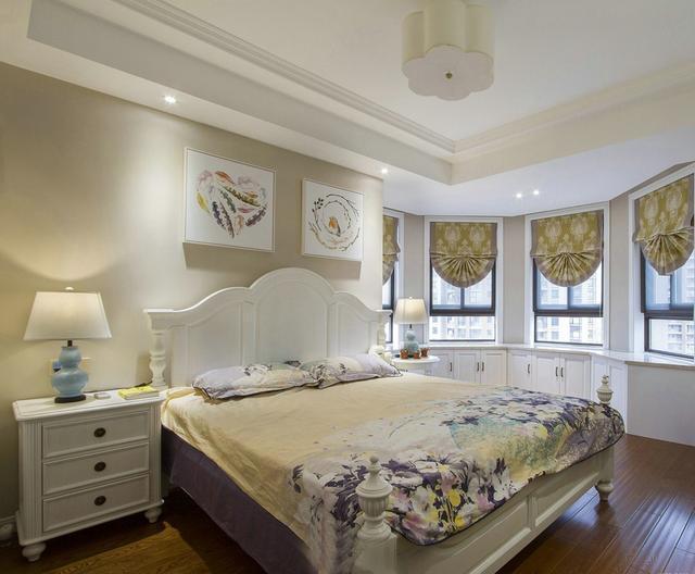 晒晒140平簡美新家,改了三個陽臺還不夠,又將次臥做成衣帽間