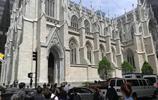 旅遊推薦 愛爾蘭聖帕特里克大教堂旅行遊記 教堂高大雄偉莊嚴肅穆