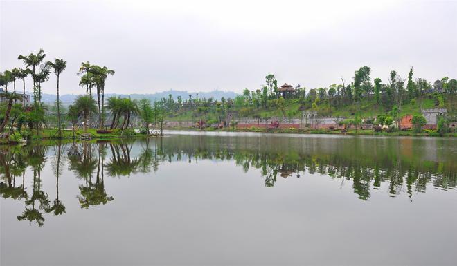 隨拍公園 - 重慶璧山 秀湖汽車露營公園