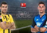 德甲兩大中衛正面對決 索克拉迪斯PK聚勒誰是最強鐵閘
