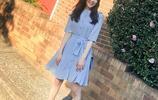 夏天+矮個子+甜美,網紗連衣裙,讓你美得仙氣滿滿