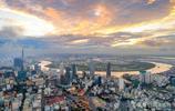 越南最大城市摩天大樓林立,擁有東南亞最高的大廈