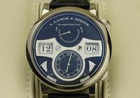 朗格 貓頭鷹鉑金腕錶ZEITWERK145.029腕錶