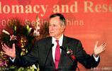 美國前總統老布什去世特朗普將參加老布什國葬12月5日全美哀悼日