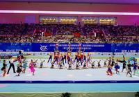 第七屆世界軍人運動會體操測試賽暨第二屆全國青年運動會體操預賽,在湖北省奧林匹克中心體育館開幕