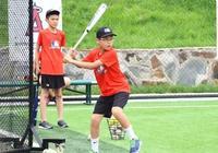 2017年MLB未來之星中國訓練營之北京