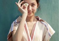 任達華14歲女兒登雜誌大秀180身高,成創刊35年來最年輕封面女郎