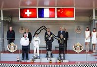 F2摩納哥次回合:胡伯特驚險取勝,周冠宇登上領獎臺
