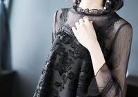 若你也才奔三四,身上不差錢的話,建議就該多穿這連衣裙,嫩美瘦