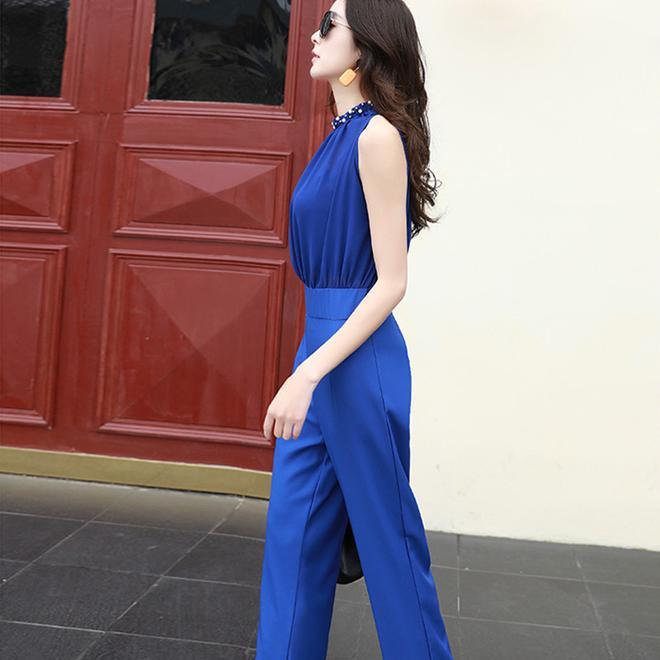 超有範的休閒套裝讓時尚女性穿出小蠻腰,秀出大長腿,特美