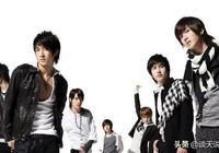 90後逃不過的兩大韓國男團:東方神起和Super Junior