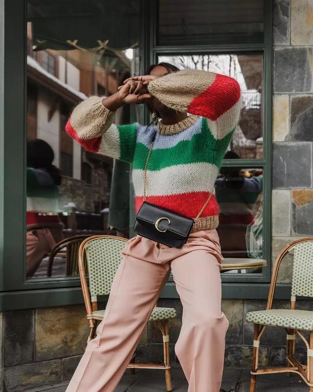 最聰明的時髦精:4個小心機穿毛衣也照樣美贏你!