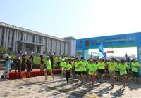 中國大學生馬拉松聯賽東南大學站落幕