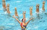 花樣游泳——水中芭蕾