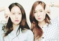 鄭秀妍Jessica鄭秀晶Krystal 什麼時候看都賞心悅目的鄭氏姐妹