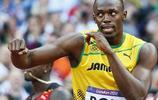 尤塞恩·博爾特:世界上跑的最快的男人