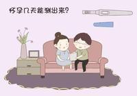 懷孕多久可以測出懷孕?