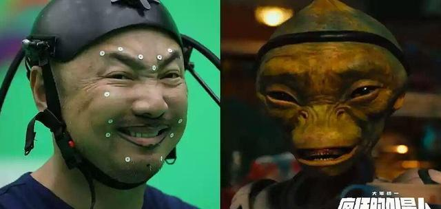 《瘋狂的外星人》票房破13億,網友:沈騰一張嘴我就笑了