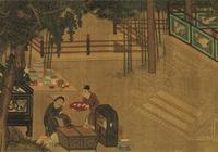 宮廷畫家,愛國畫家,擁護抗金,反對投降——劉松年