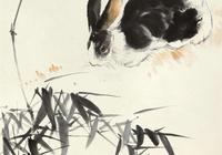 這是我見過最可愛的兔子,劉繼卣筆下的兔子!