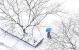 江蘇盱眙:瑞雪兆豐年