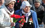 拉脫維亞紀念衛國戰爭勝利72週年
