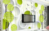 裝修只選對的不選貴的,3D立體牆紙,操作簡便無毒環保