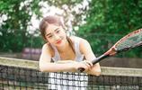 愛運動喜歡打球的小姐姐基本都是高手