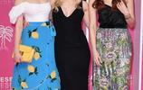 戛納國際系列電影節陪審團成員,都是這樣的美女