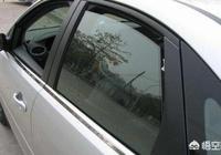 停車時車窗留點縫是為什麼呢?