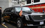 美國總統新一代專車,重量高達7-9噸,外觀酷似凱迪拉克CT6