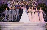 唐嫣婚禮現場,唐嫣真的很美