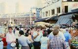 老照片:1970年波士頓街景,美國馬薩諸塞州首府