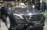 奔馳AMG S 65 L正式亮相,動力和科技感十足