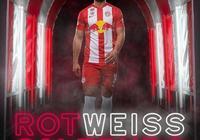 薩爾茨堡紅牛發佈2019/20賽季主場球衣