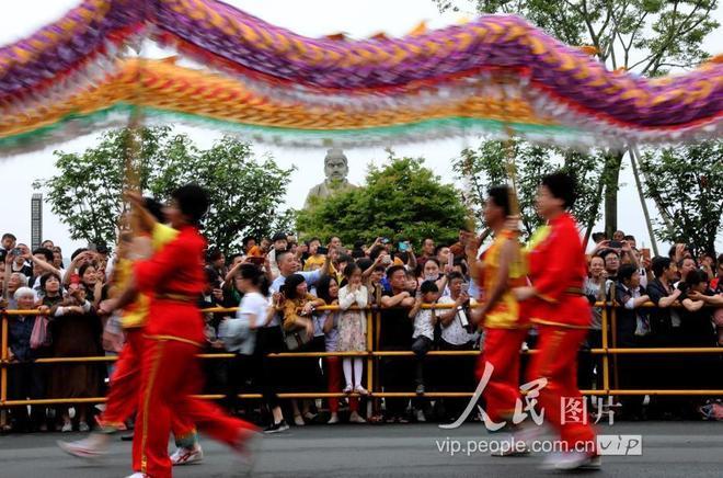 第十七屆中國(寧海)徐霞客開遊節開幕