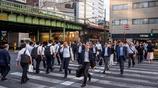 實拍日本東京銀座:人流量這麼大的地方也可以這麼幹淨、這麼安靜