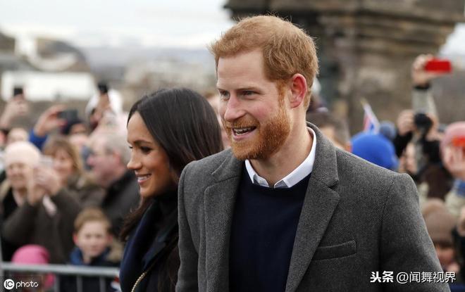 超過預產期一週後,37歲梅根生下兒子,哈里王子首次當爹喜笑顏開