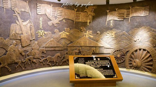 赤峰的黃金長河,元清的多元文化