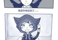 第五人格:傑克撿到了一隻叫奈布的貓,從此開始了幸福的養貓生活