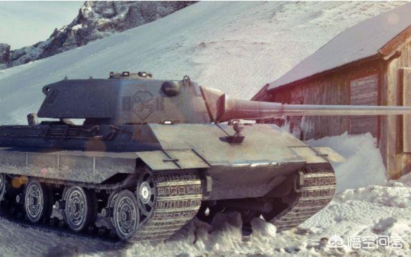 坦克世界中為什麼都說E50M是中坦最強之一?他比豹1哪裡好?